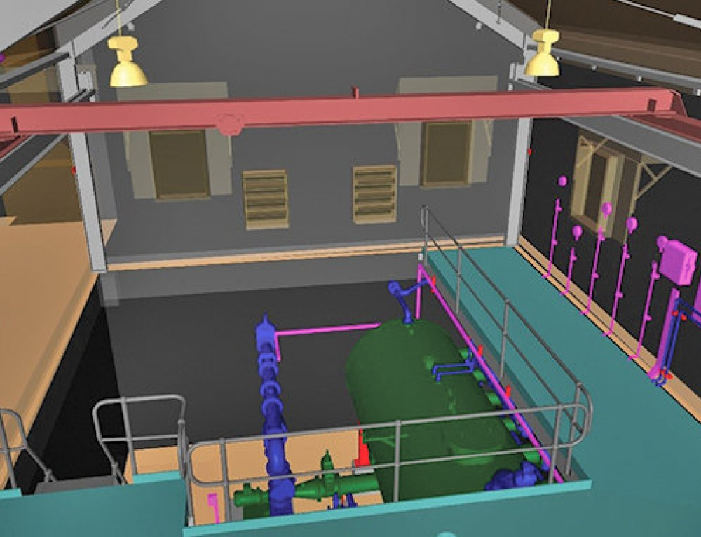 Utilise your 3D data without expensive software