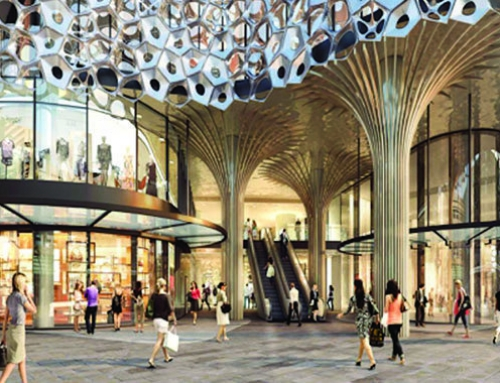 Titling works awarded for Brisbane Quarter, 300 George Street.