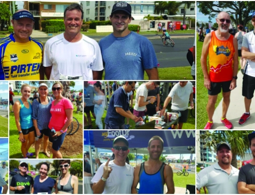 Bennett + Bennett rivalry continues at this year's Gold Coast Triathlon – Luke Harrop Memorial.