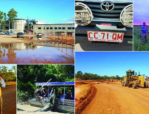 Expanding Surveying and Spatial operations in the Northern Territory.
