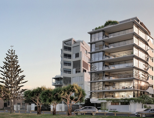 North Residences, Burleigh