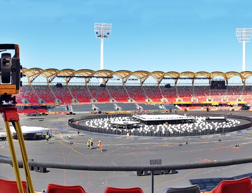 Re-establishment of Gold Coast venues after Commonwealth Games.