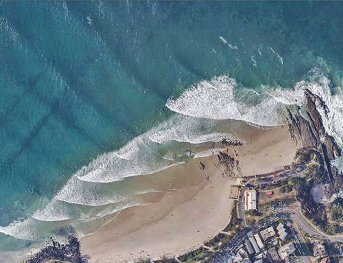 Monitoring the famous Superbank in southern Gold Coast