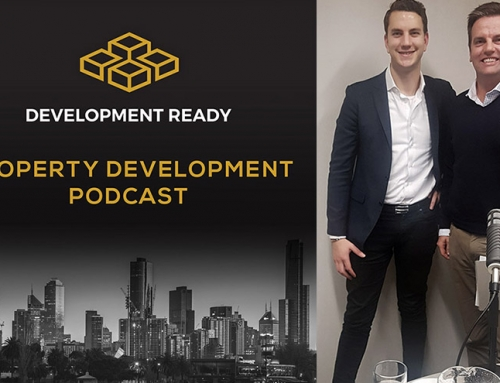 Development Ready Podcast feat. Brisbane Regional Manager, Craig Wood.