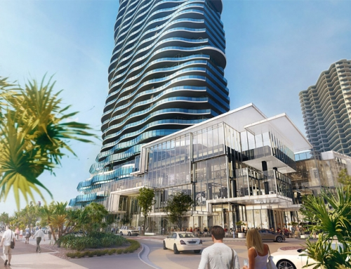 Unique lot numbering solution created for Spirit, Surfers Paradise.