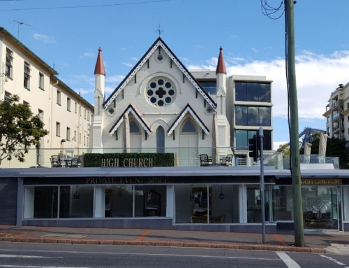 Function Centre Re-Use Of Former Church