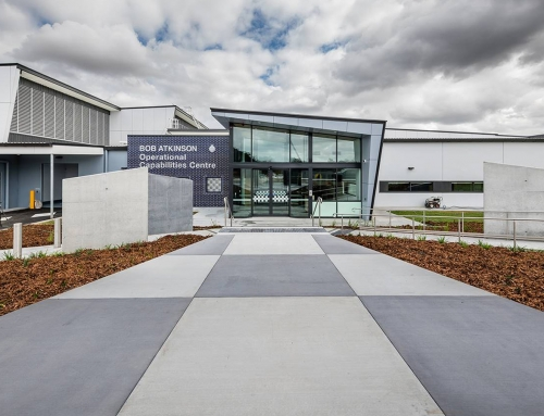 Project Completion: Counter Terrorism and Community Safety Centre (CTCSC) Training Facility at Wacol. Officially named 'Bob Atkinson Operational Capabilities Centre (BAOCC)'