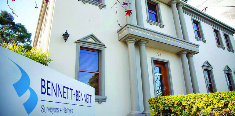 Bennett + Bennett Bundall Office