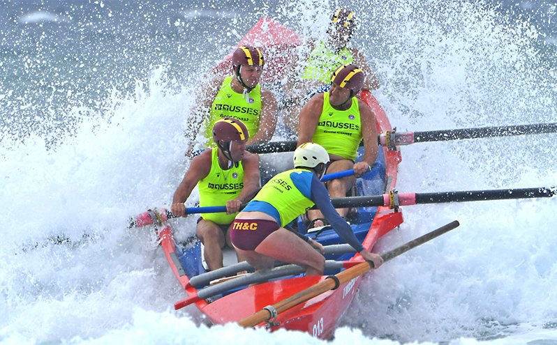 The Australian Surf Lifesaving Championships