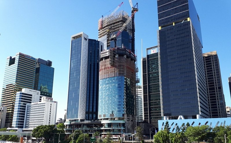 The sky's the limit | A look at Brisbane's towering CBD