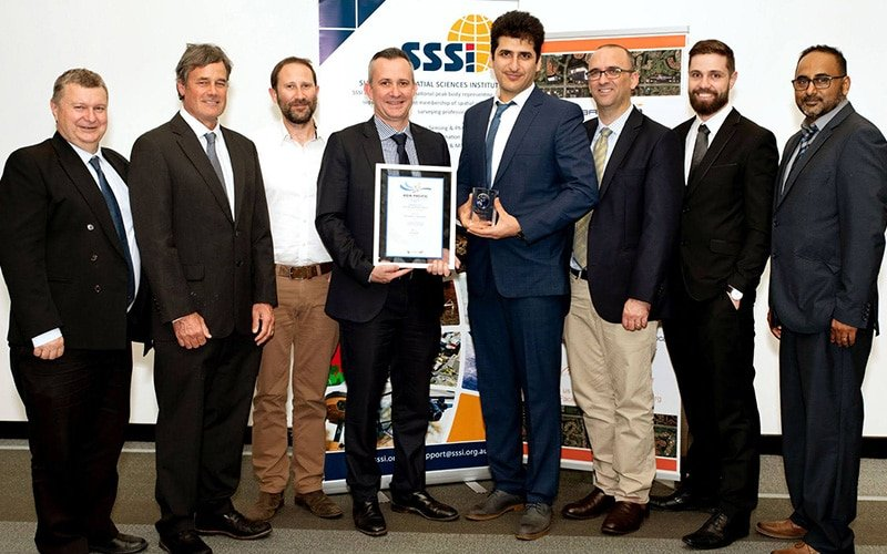Bennett + Bennett win APSEA Award for Technical Excellence for the second year running.