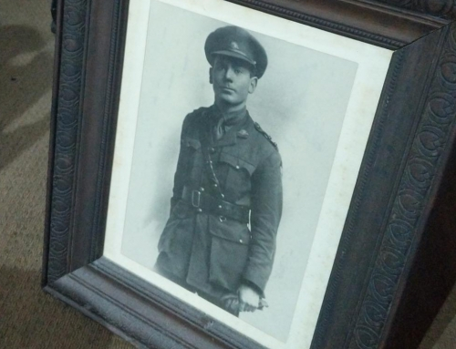 World War 1 veteran: Joseph Henry Tritton (Rank: Lieutenant) A story of Survival and Tragedy