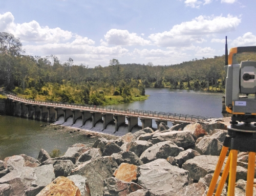 Mt Crosby Weir