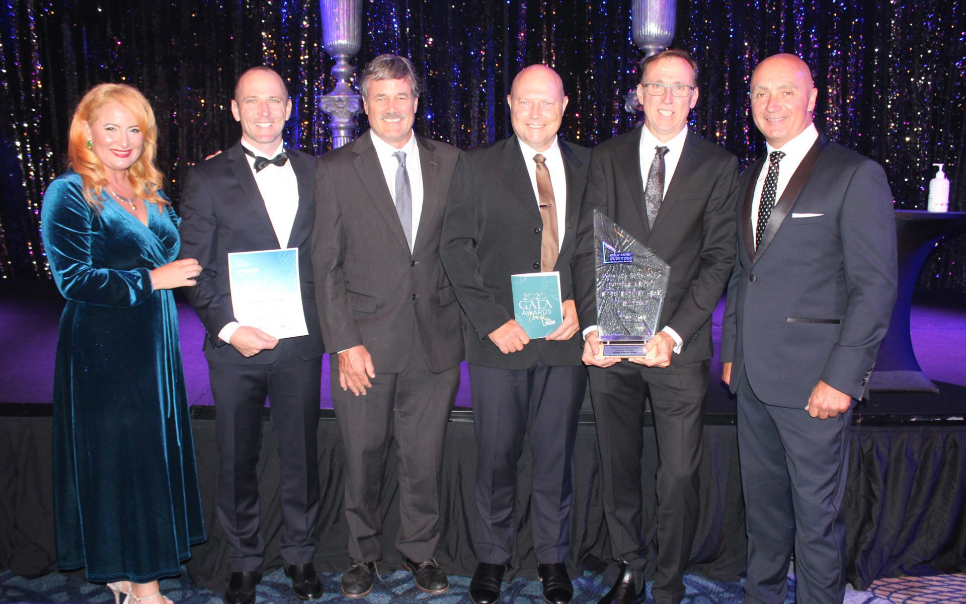 Bennett + Bennett win a Gold Coast Business Excellence Award (GCBEA) for 2020.