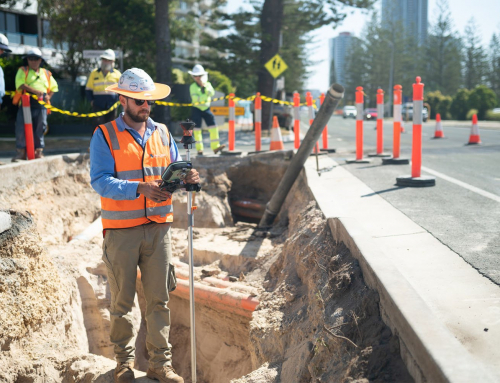 Queensland Government Strengthens Survey Mark Protection On Civil Construction Projects